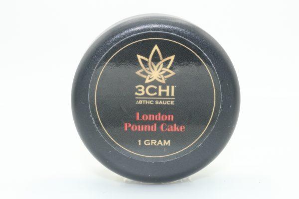3Chi Delta 8 Dab Sauce London Pound Cake