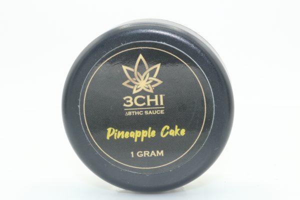 3Chi Delta 8 Dab Sauce Pineapple Cake