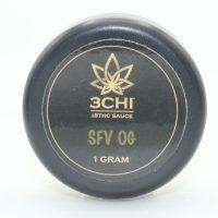 3Chi Delta 8 Dab Sauce SFV OG