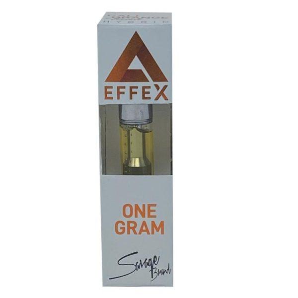Delta Effex Delta 8 Vape Cartridge Cali Orange