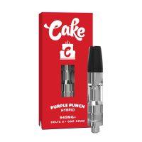 Cake Delta 8 Vape Cartridge Purple Punch 1ml