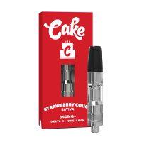 Cake Delta 8 Vape Cartridge Strawberry Cough 1ml