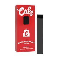 Cake Delta 8 Vape Pen Super Silver Haze