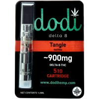 Dodi Delta 8 Vape Cartridge Tangie 1ml
