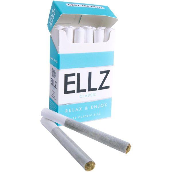 CBD Cigarettes ELLZ Classic