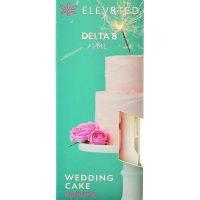 Elev8ted Delta 8 Vape Cartridge Wedding Cake 1ml