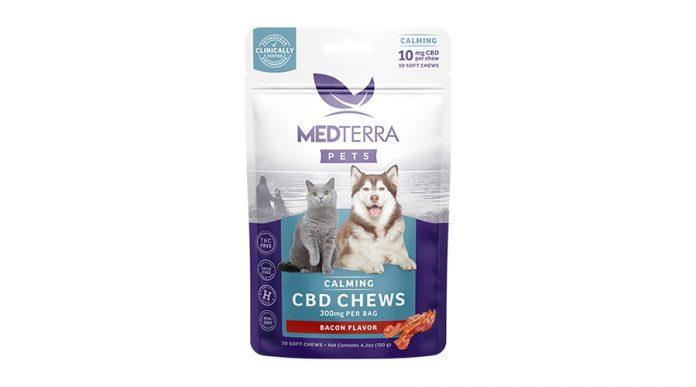 Medterra CBD Pet Calming Chews Review