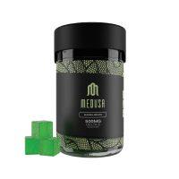 Medusa Delta 8 Gummies Mamba Melon 500mg 20ct
