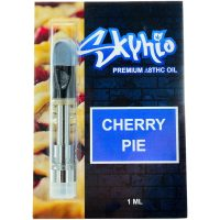 Skyhio Delta 8 Vape Cartridge Cherry Pie 1ml