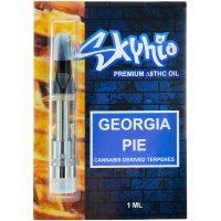 Skyhio Delta 8 Vape Cartridge Georgia Pie 1ml