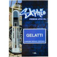 Skyhio Delta 8 Vape Gelatti Cartridge 1ml