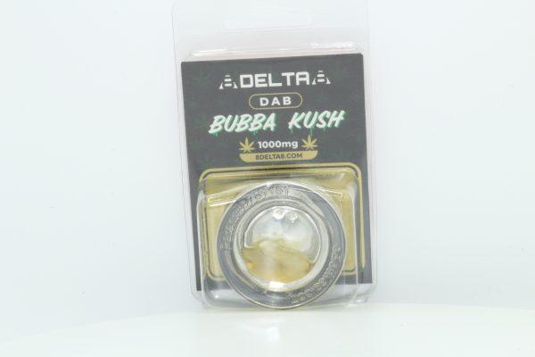 8Delta8 Dab Sauce Bubba Kush