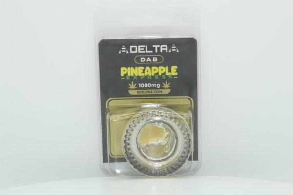 8Delta8 Dab Sauce Pineapple Express