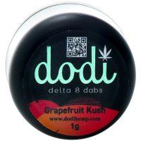 Dodi Delta 8 Dab Sauce Grapefruit Kush