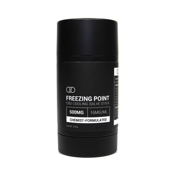 Infinite CBD Freezing Point Salve Stick 500mg
