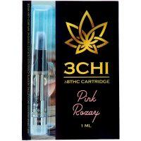 3Chi Delta 8 Vape Cartridge Pink Rozay 1ml