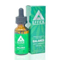Delta Effex Delta 8 Tincture Balance 1000mg 30ml Tropical Passionfruit