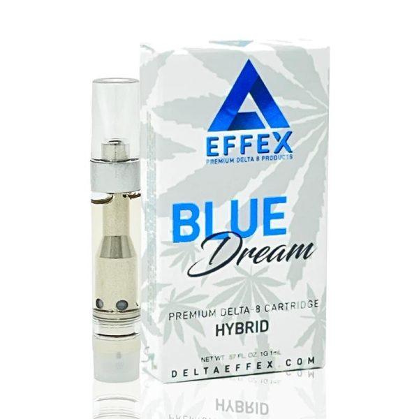 Delta Effex Delta 8 Vape Cartridge Blue Dream 1ml