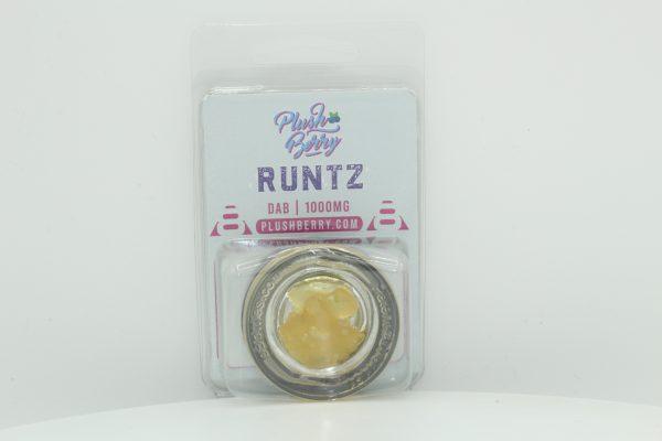 Plush Berry Dab Sauce Runtz