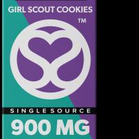 Single Source Delta 8 & THCV Vape Cartridge 1g Girl Scout Cookies