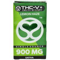Single Source Delta 8 & THCV Vape Cartridge 1g Lemon Haze