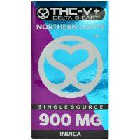 Single Source Delta 8 & THCV Vape Cartridge 1g Northern Lights