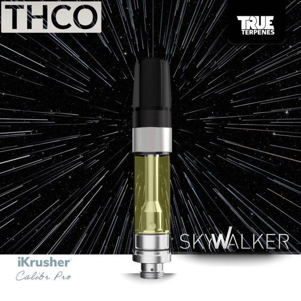 Bearly Legal Hemp THC-O Vape Cartridge Skywalker OG 1ml