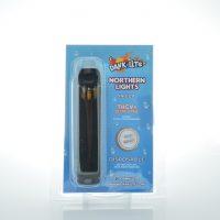 Dank Lite Delta 8 & THCV Vape Pen Northern Lights 1g