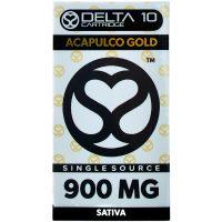 Single Source Delta 8 & Delta 10 Vape Cartridge Acapulco Gold 1g