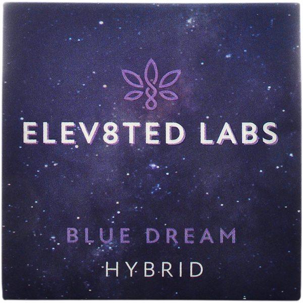 Elev8ted Delta 8 & CBD Sauce Blue Dream 5g