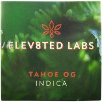 Elev8ted Delta 8 & CBD Sauce Tahoe OG 5g